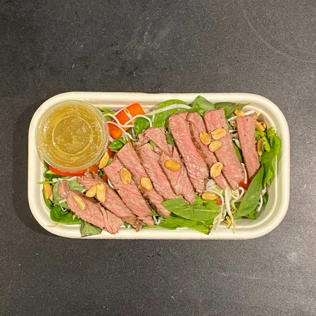 Thai Beef Noodle Lunch Box