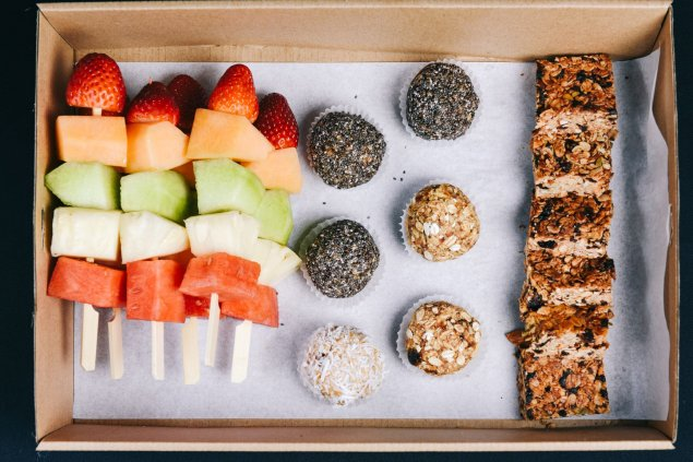 Healthy Meeting Selection