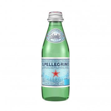 San Pellegrino 250ml Sparkling Water