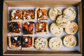 Savoury Tea Package