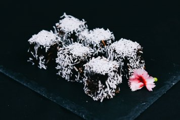 Lamington Bites